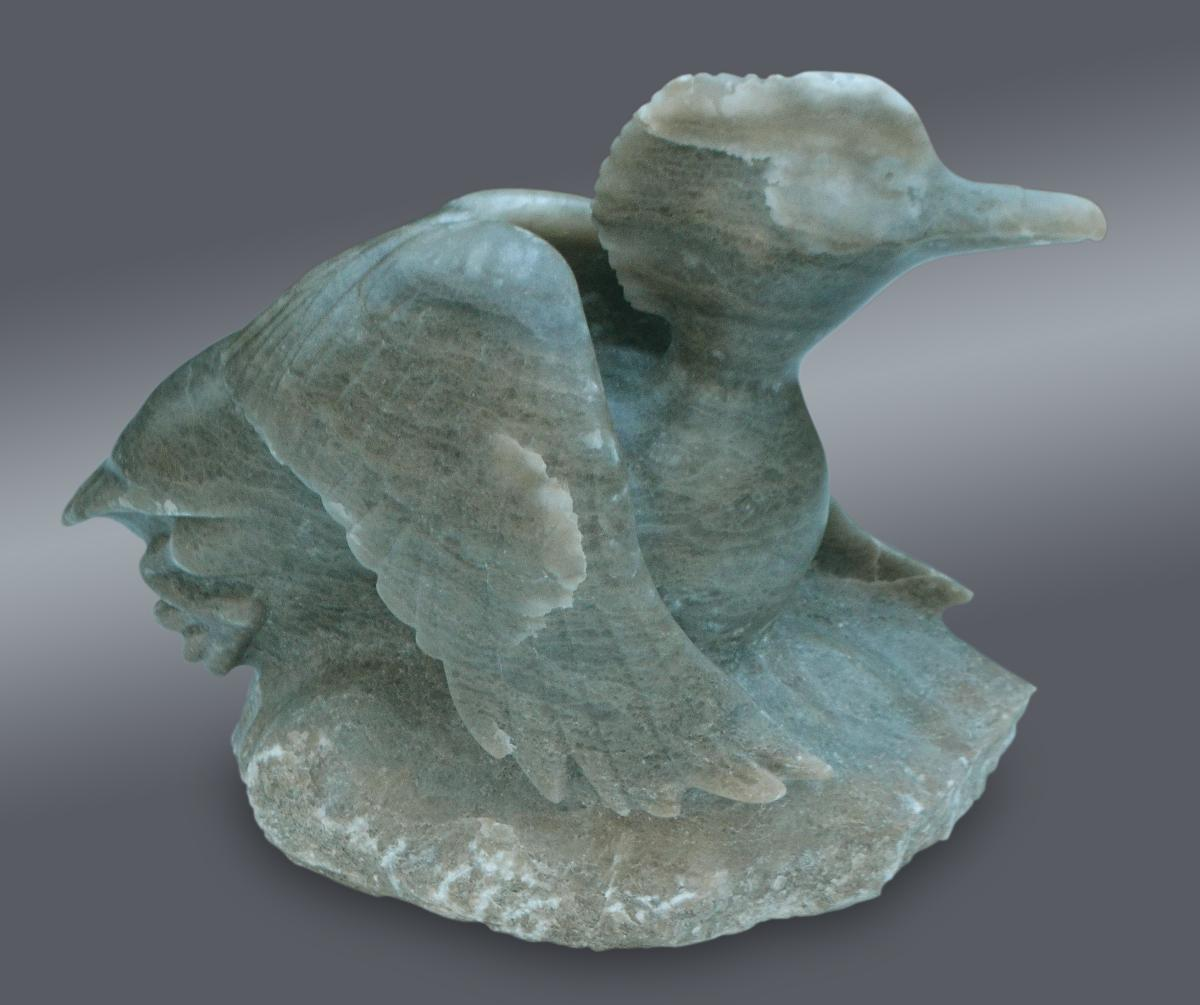 Taking Off | Sculpture by Jeff Birchill | Artists for Conservation 2018