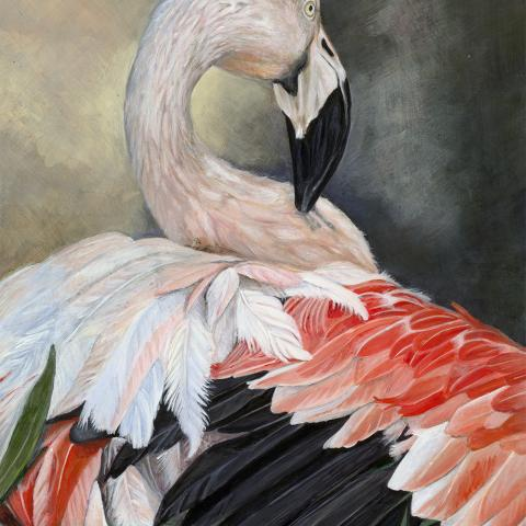 | Wallhanging by Cher Anderson | Artists for Conservation