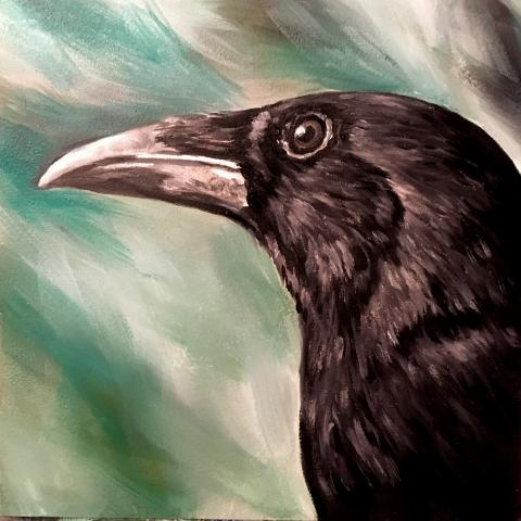 Flores Crow by AFC