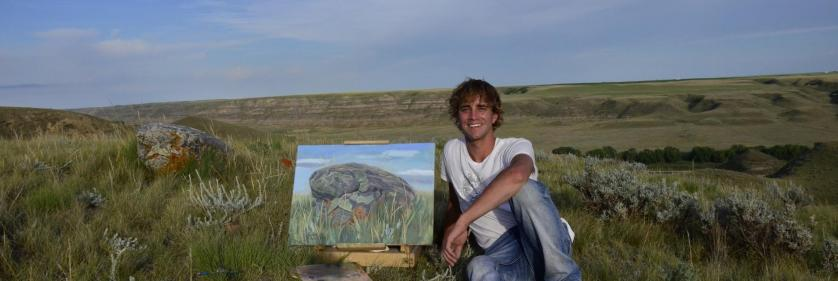 <em>Edit Conservation Project/Cause</em> The Grassland Series -  | Colin Starkevich