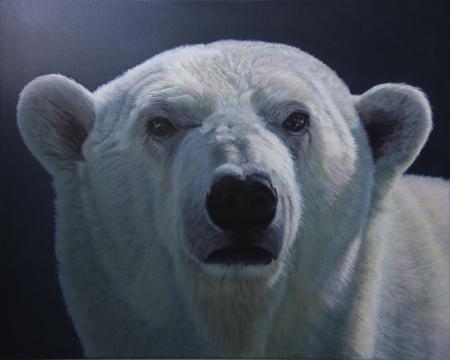 Goodbye, My Friend | Wallhanging by Nelda Warkentin | Artists for Conservation 2020