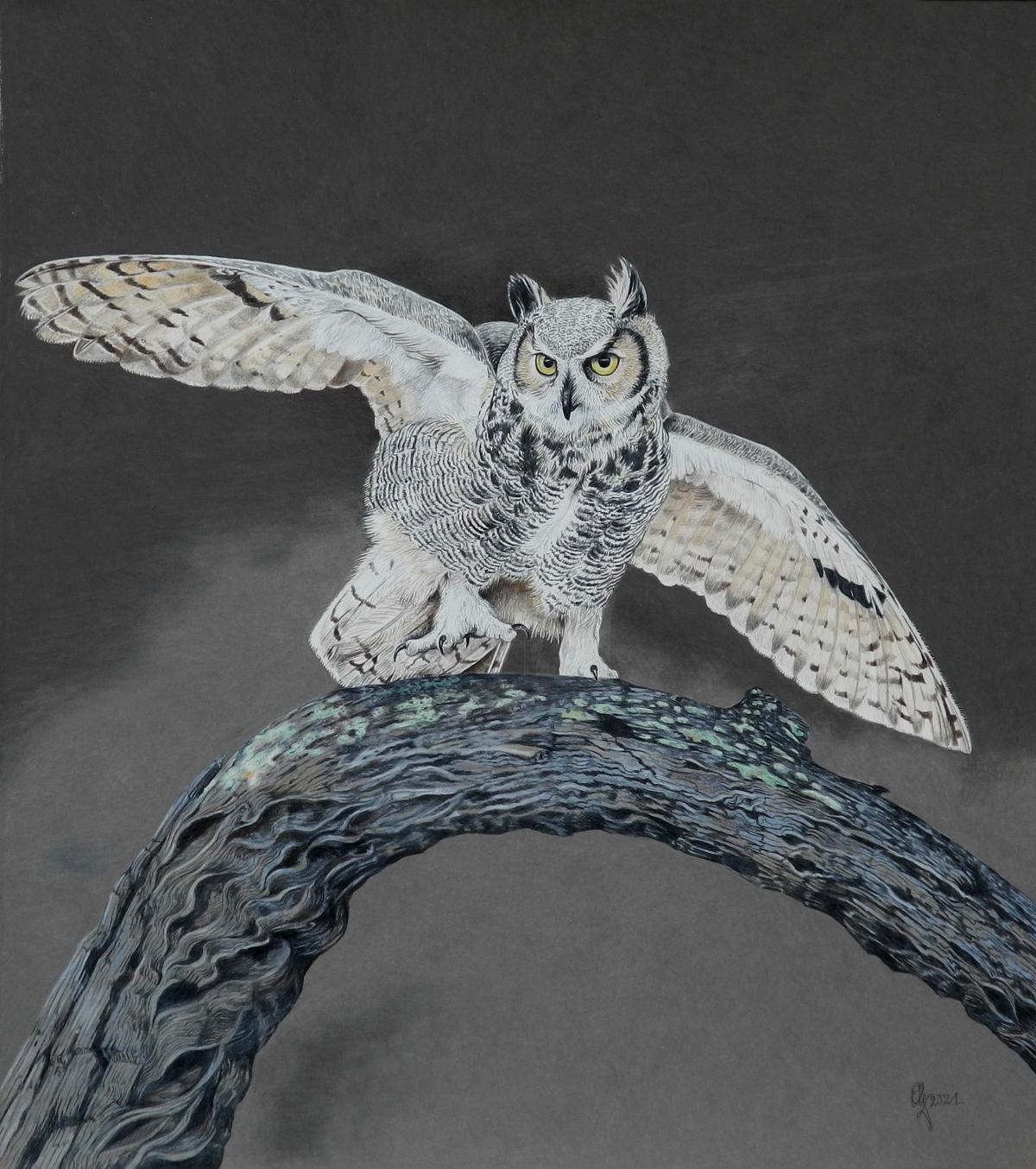 Edit Artwork   Wallhanging by Dr. Elke Gröning   Artists for Conservation