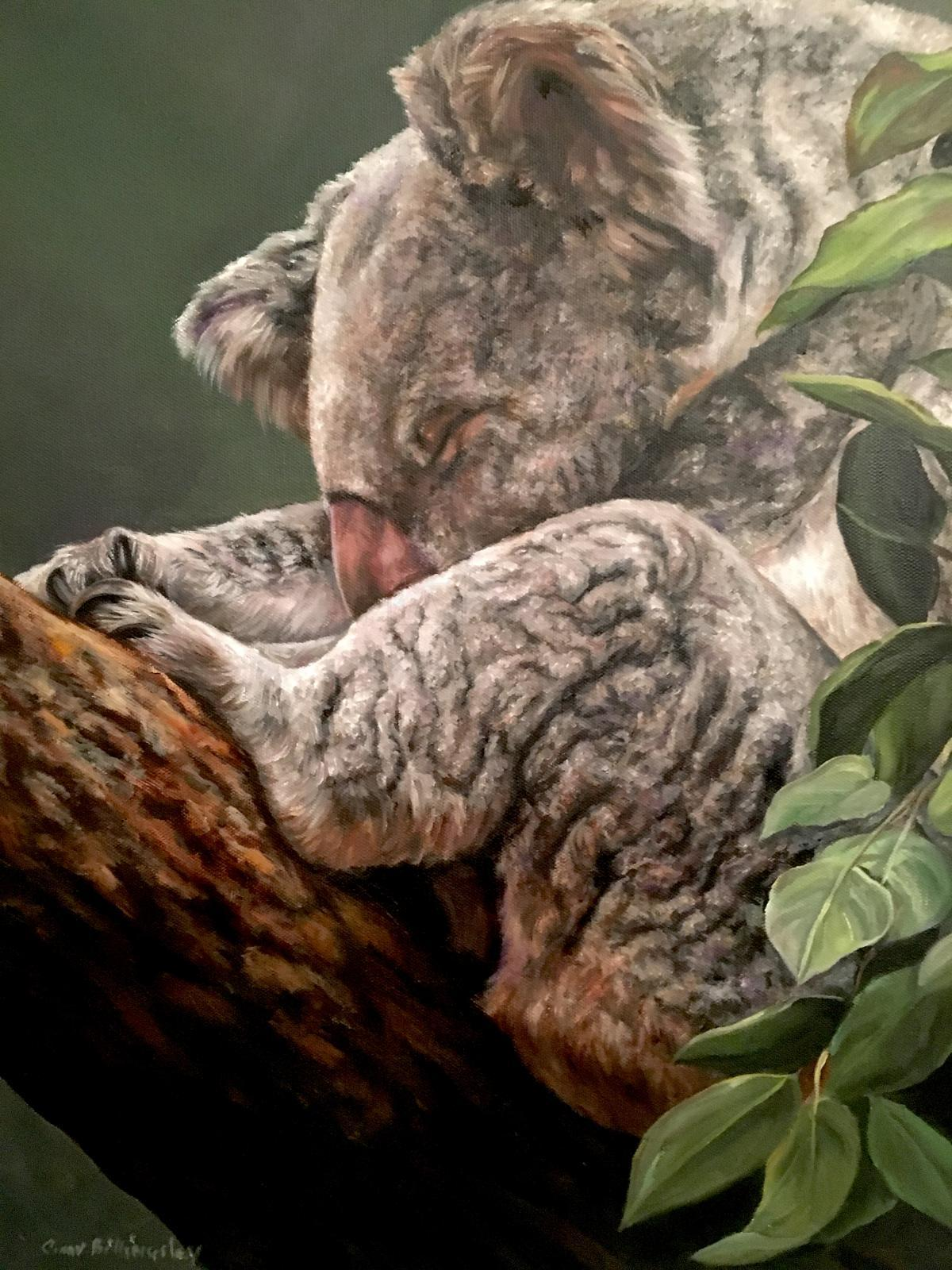   Wallhanging by Cindy Billingsley   Artists for Conservation