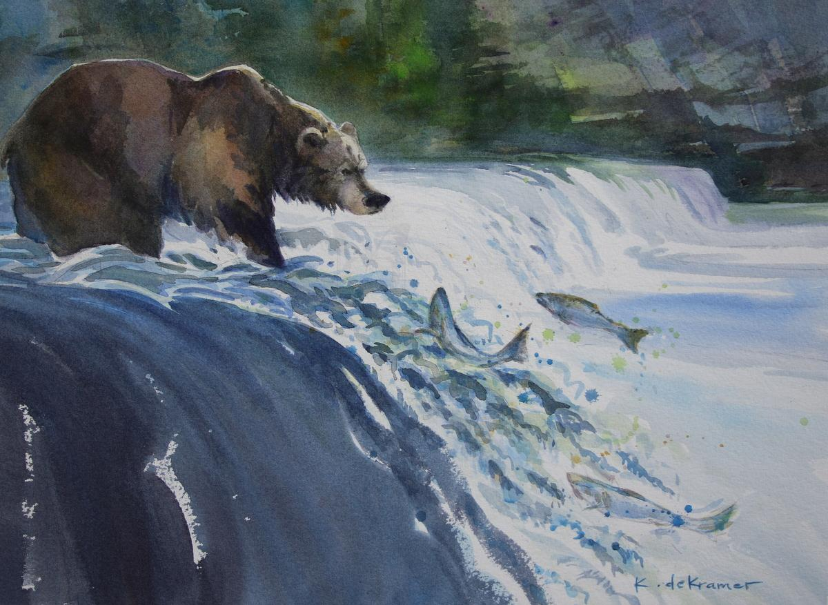 | Wallhanging by Karyn deKramer | Artists for Conservation