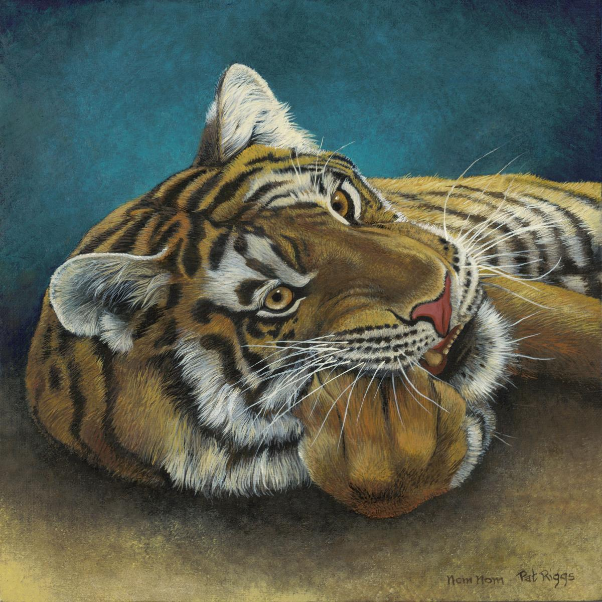 Add Artwork   Wallhanging by Pat Riggs   Artists for Conservation