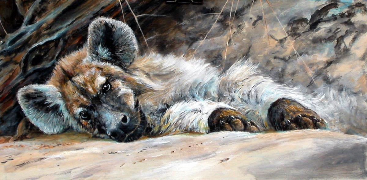 Add Artwork   Wallhanging by Wayne Chunat   Artists for Conservation