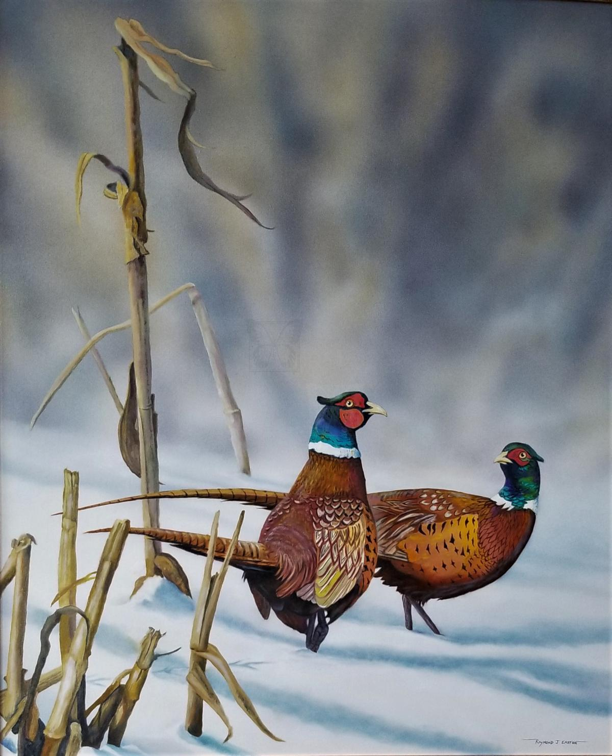 Add Artwork | Wallhanging by Ray Easton | Artists for Conservation
