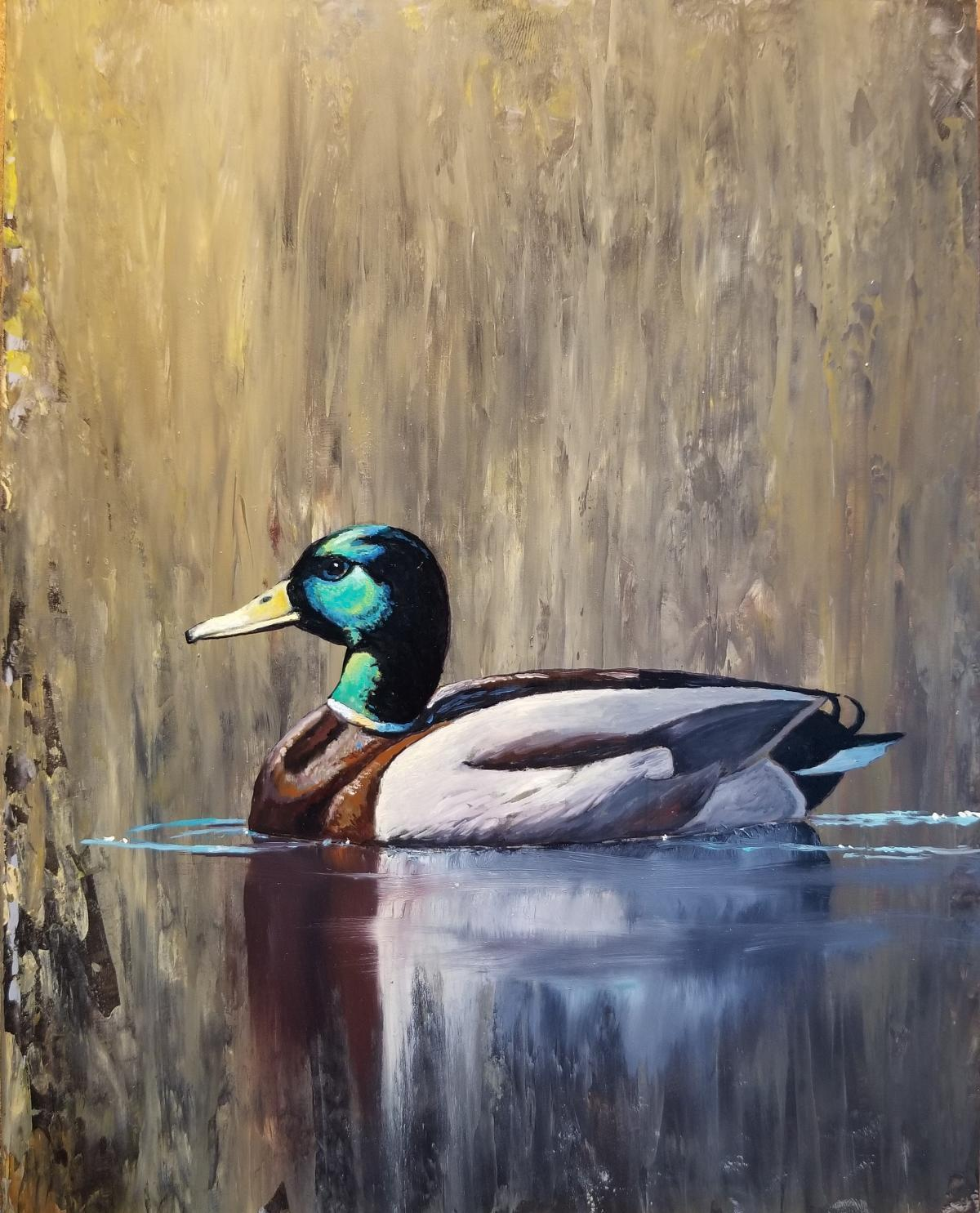 Edit Artwork   Wallhanging by Ray Easton   Artists for Conservation