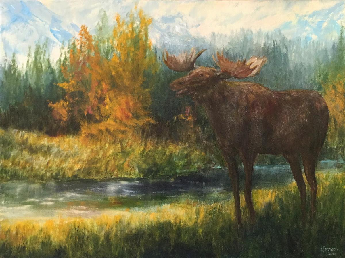 Edit Artwork   Wallhanging by Sunny Franson   Artists for Conservation