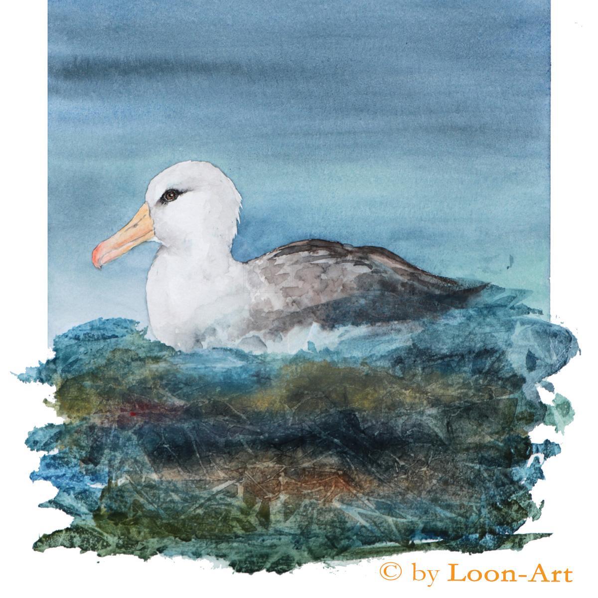 Edit Artwork   Wallhanging by Norbert Gramer   Artists for Conservation