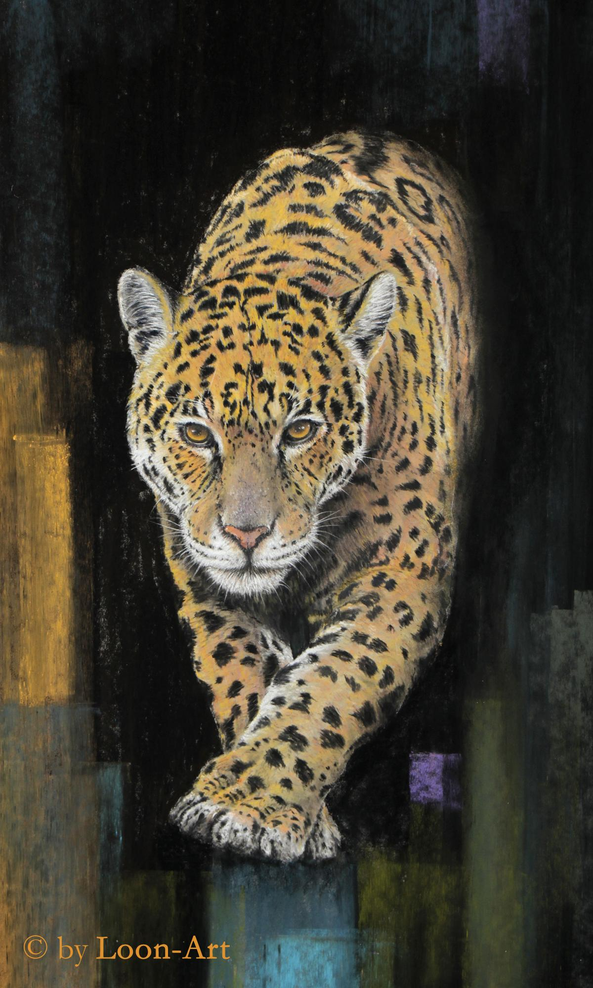 Add Artwork   Wallhanging by Norbert Gramer   Artists for Conservation