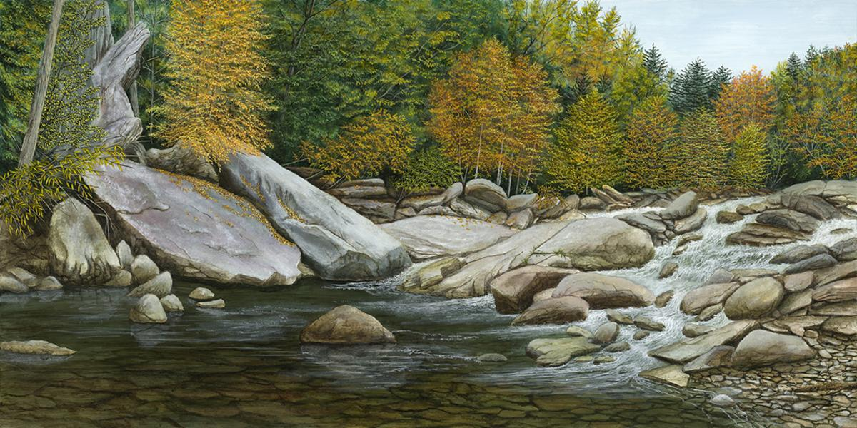 Add Artwork   Wallhanging by C. Frederick Lawrenson   Artists for Conservation