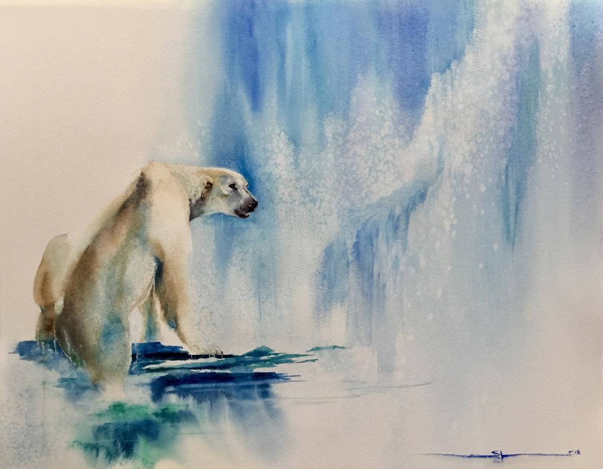 | Wallhanging by Sandi Lear | Artists for Conservation