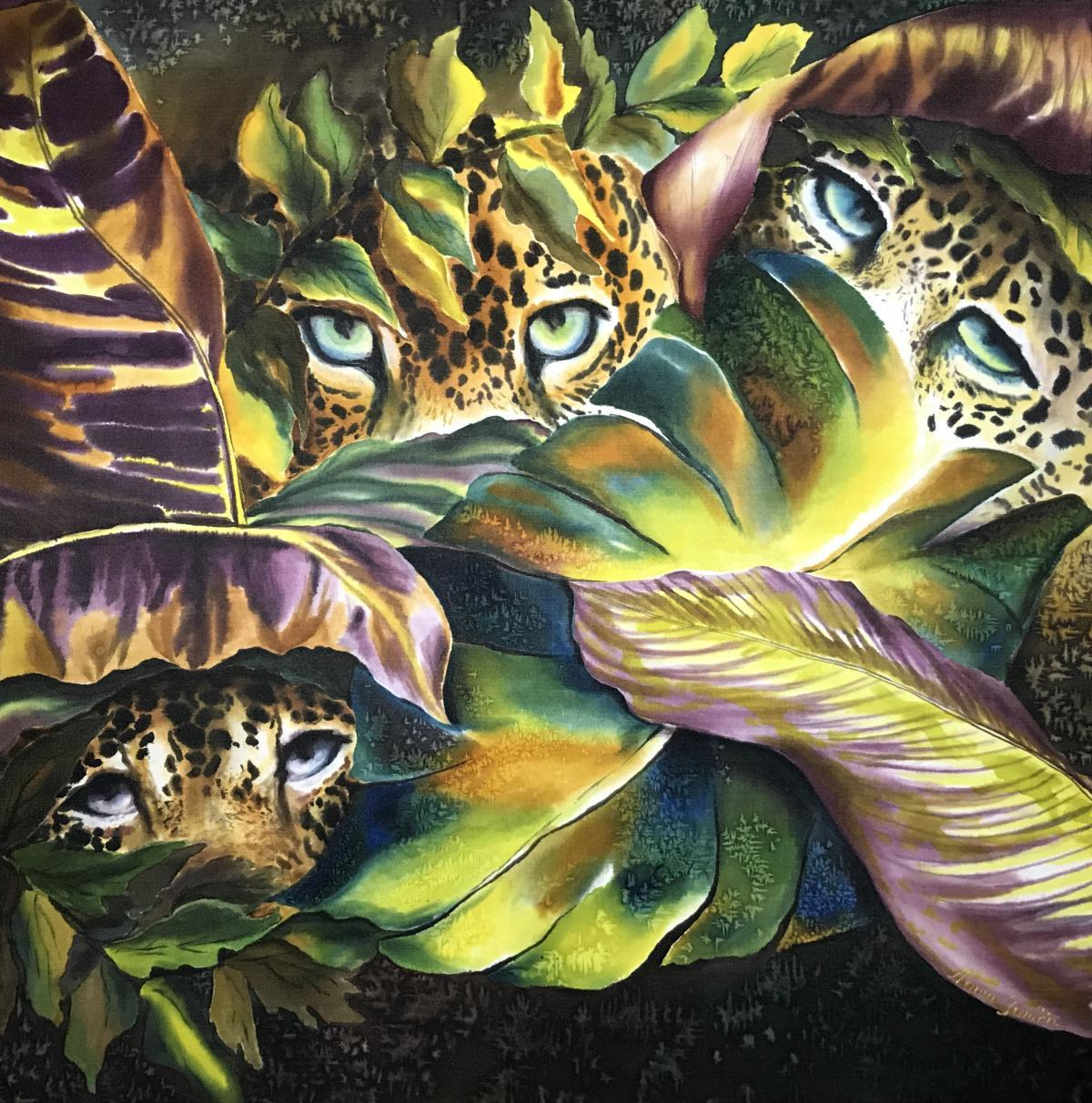 Edit Artwork | Wallhanging by Annia Guillen | Artists for Conservation