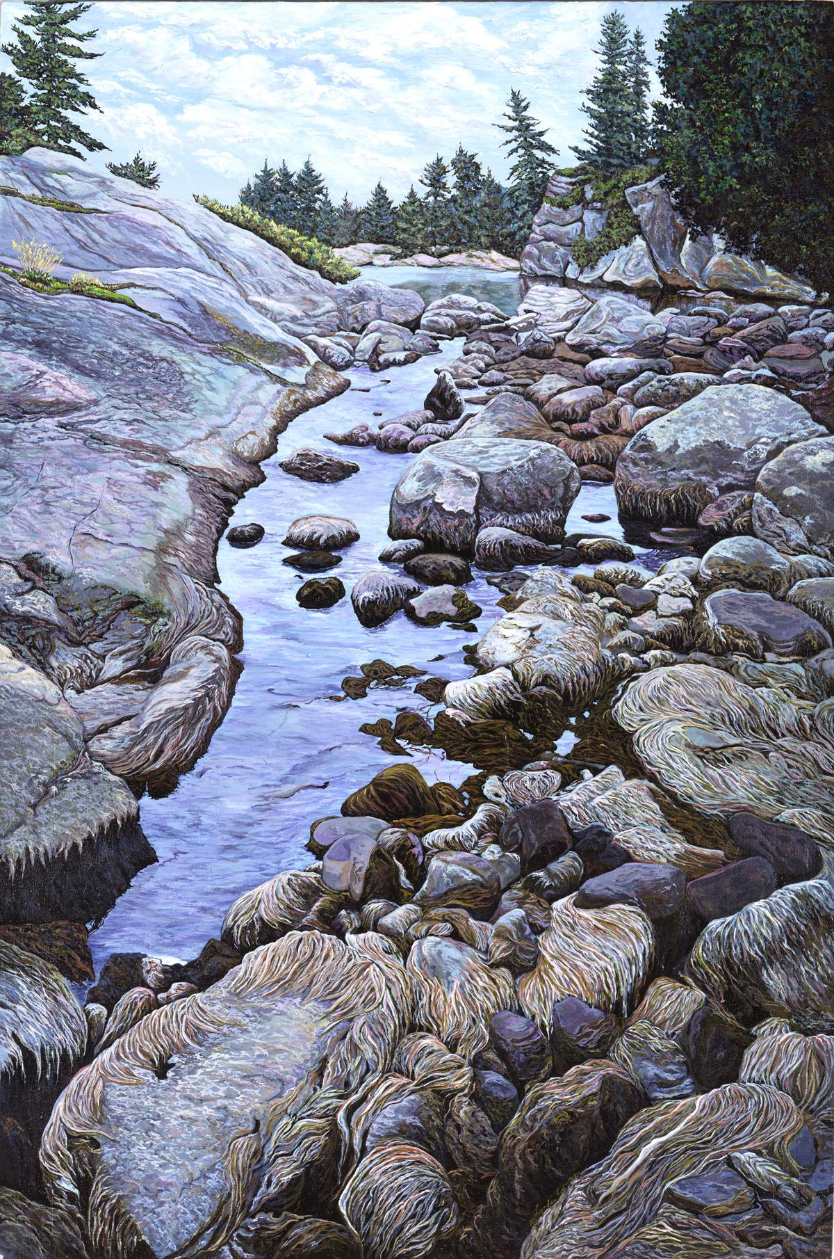 Add Artwork   Wallhanging by Lynden Cowan   Artists for Conservation