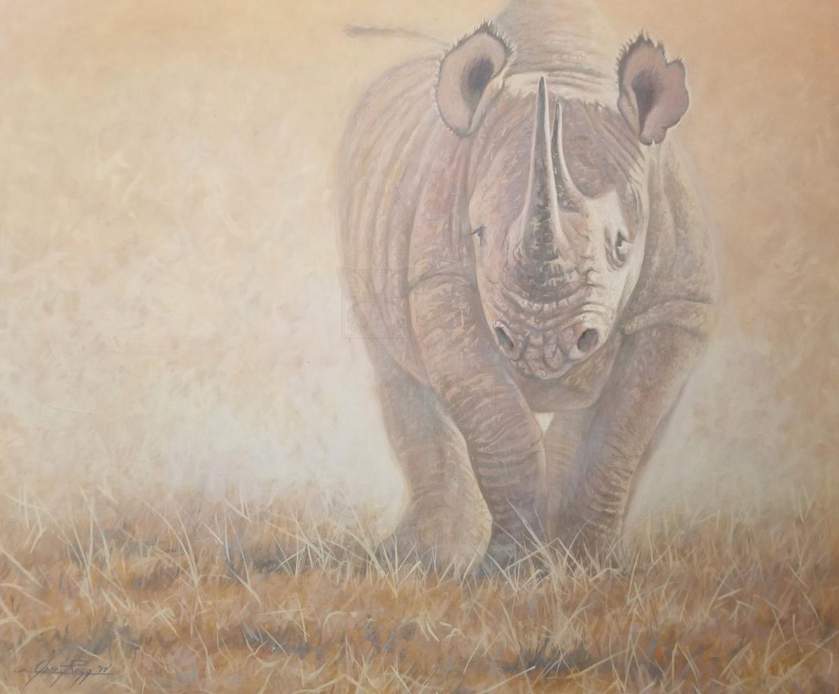 Edit Artwork   Wallhanging by Jerry Ragg   Artists for Conservation