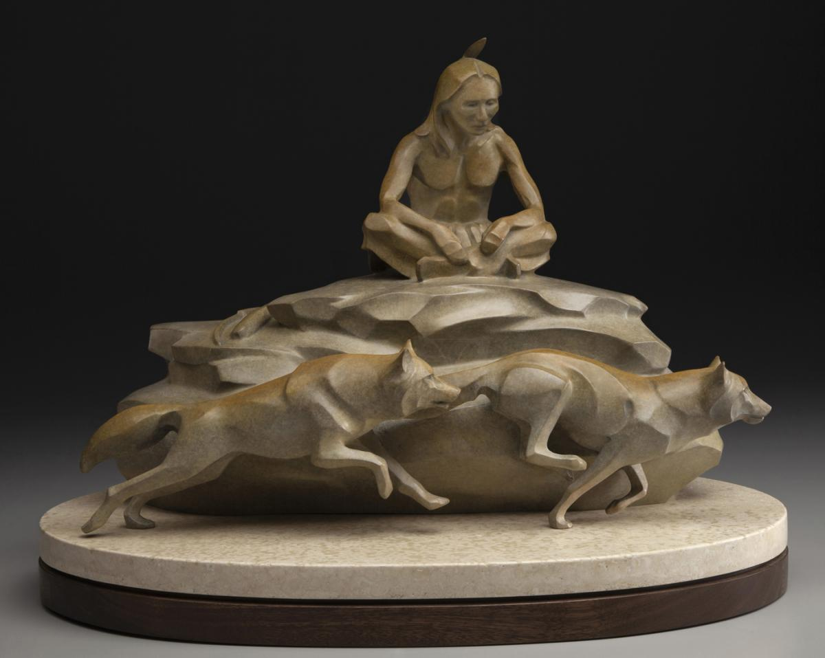 Add Artwork   Sculpture by Rosetta   Artists for Conservation
