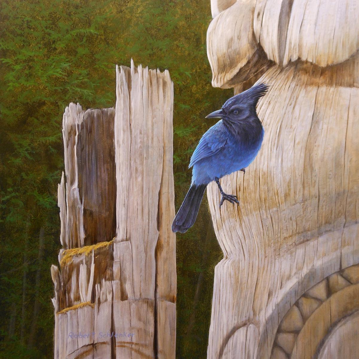 Edit Artwork   Wallhanging by Robert Schlenker   Artists for Conservation