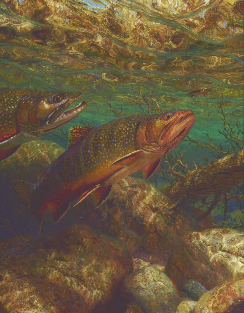 Add Artwork   Wallhanging by Mark Susinno   Artists for Conservation