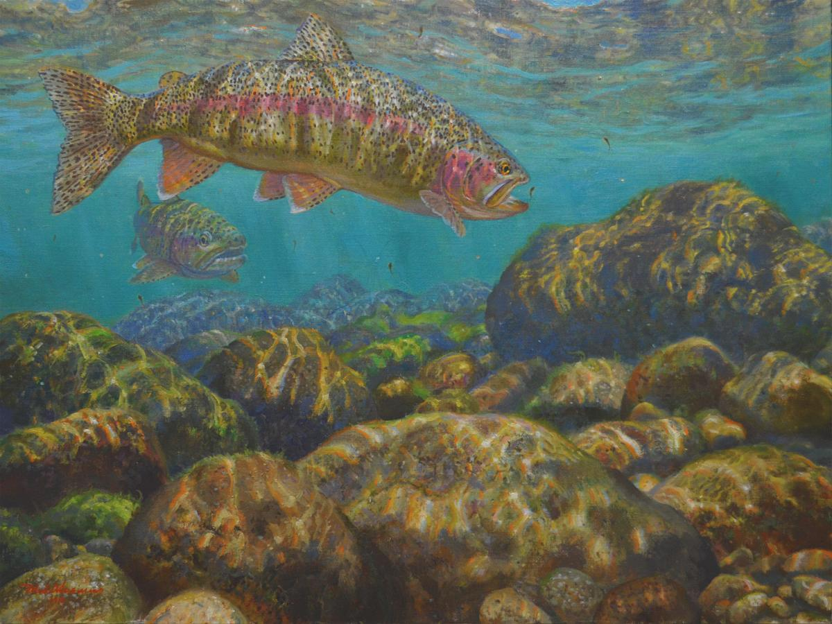 Edit Artwork   Wallhanging by Mark Susinno   Artists for Conservation