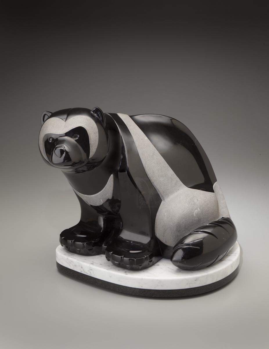 Edit Artwork | Sculpture by Ellen Woodbury | Artists for Conservation