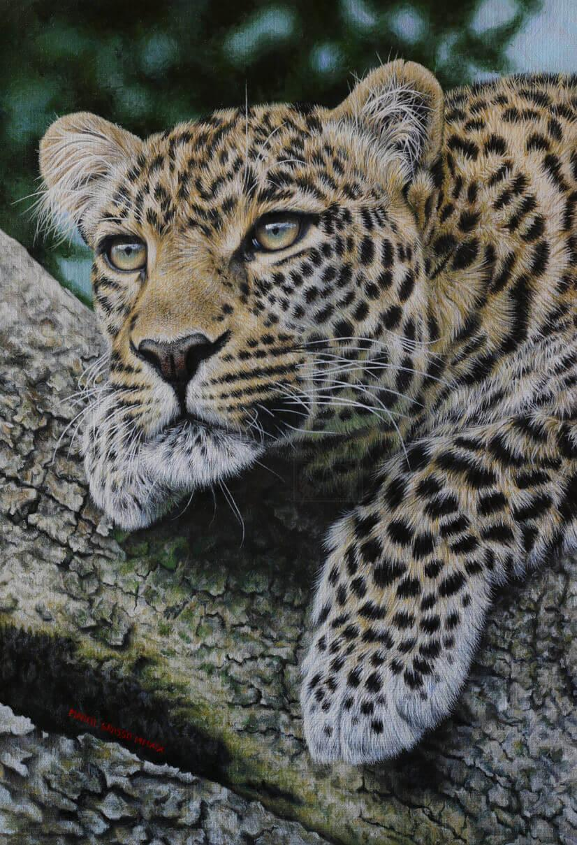 Edit Artwork | Wallhanging by Marco Grasso | Artists for Conservation