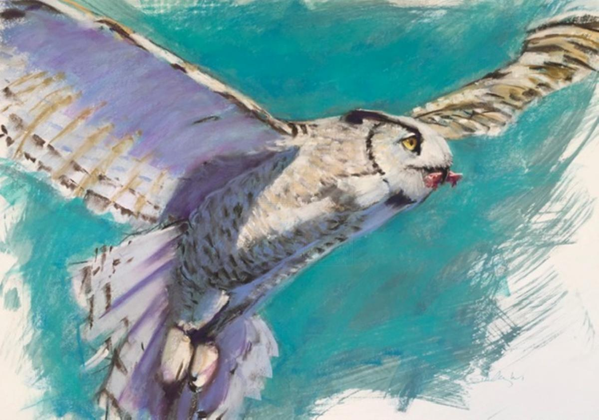 Add Artwork   Wallhanging by Cherie Sibley Wasyliw   Artists for Conservation