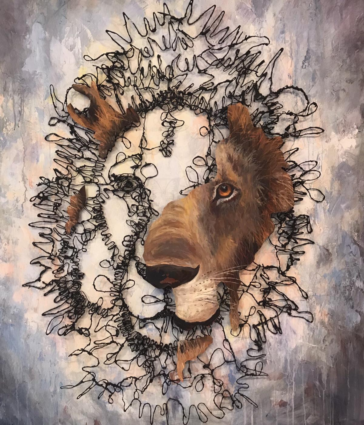 Edit Artwork   Wallhanging by Ken Wallin   Artists for Conservation