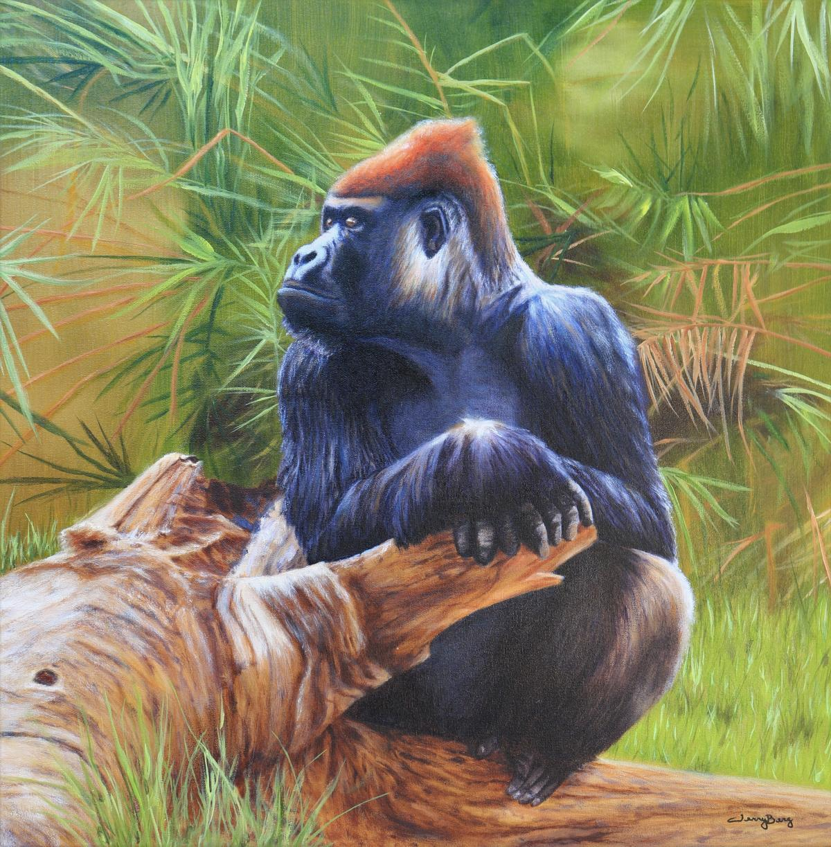 Edit Artwork   Wallhanging by Terry Berg   Artists for Conservation