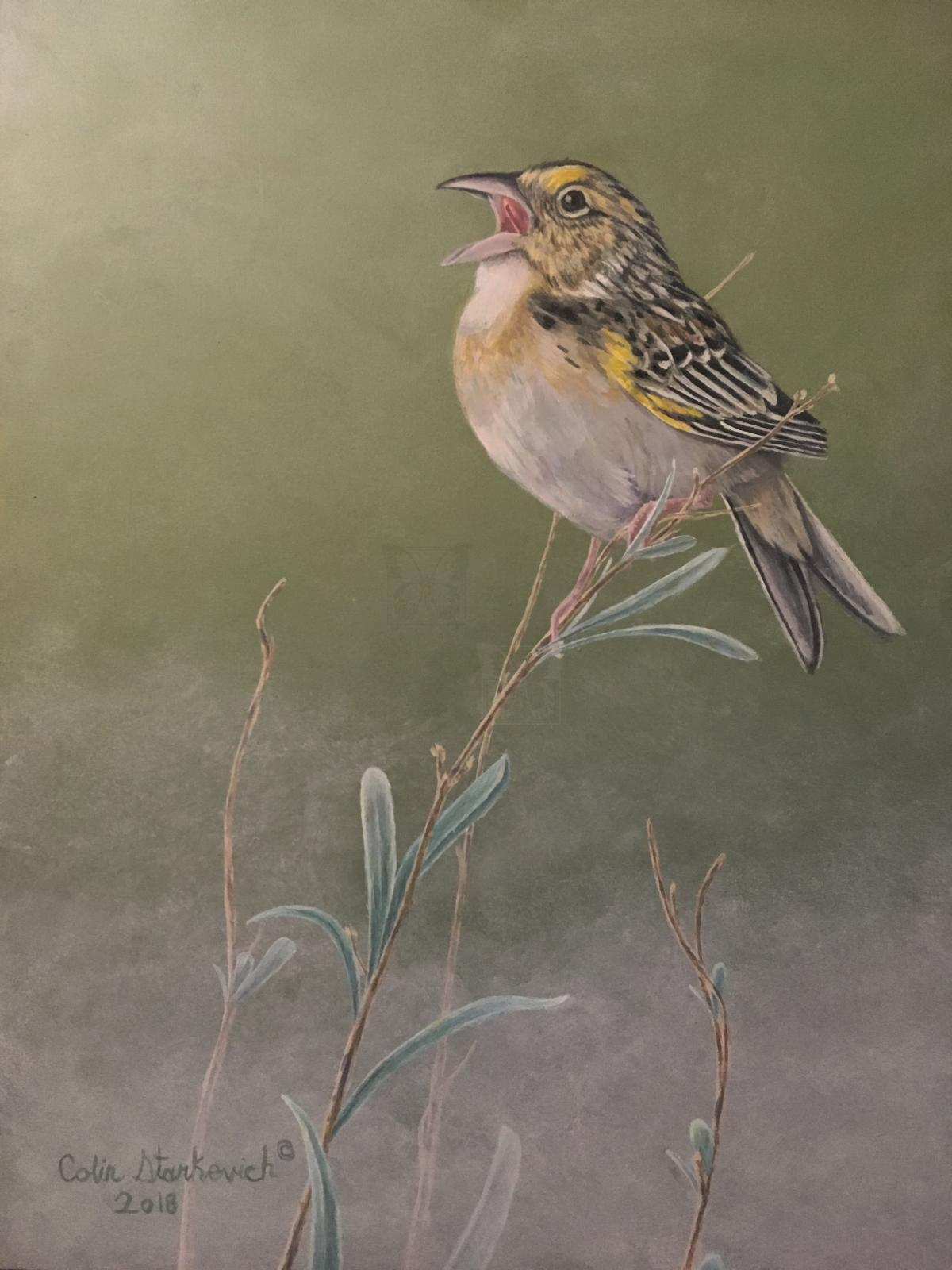 Edit Artwork   Wallhanging by Colin Starkevich   Artists for Conservation