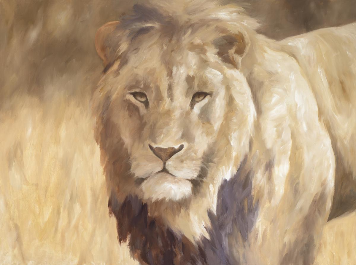   Wallhanging by Debbie Griest   Artists for Conservation