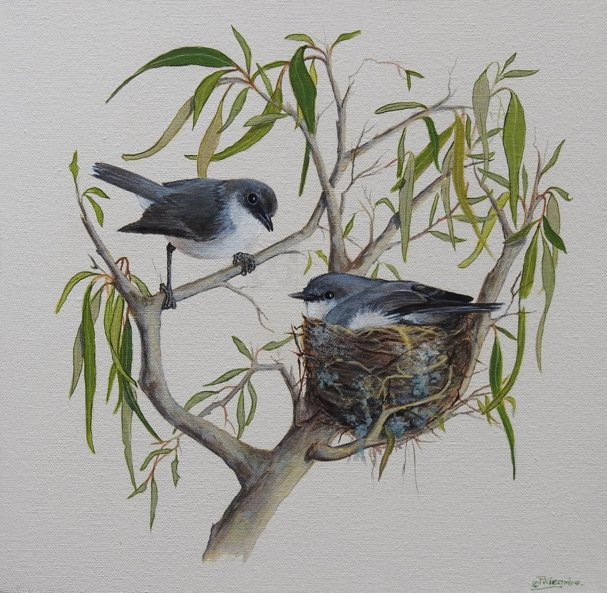 Edit Artwork | Wallhanging by Paula Wiegmink | Artists for Conservation