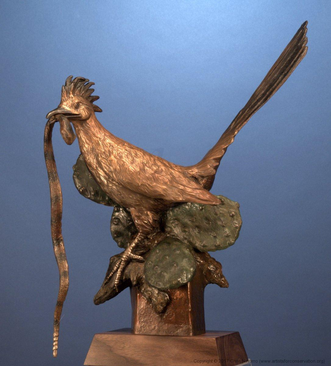 | Sculpture by Chris Navarro | Artists for Conservation
