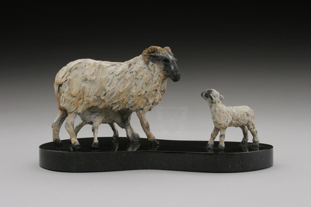 Add Artwork | Sculpture by Karryl Salit | Artists for Conservation