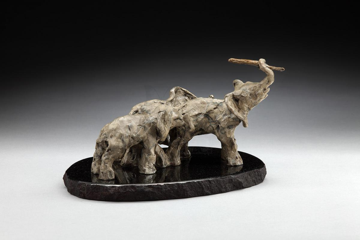 Edit Artwork | Sculpture by Karryl Salit | Artists for Conservation