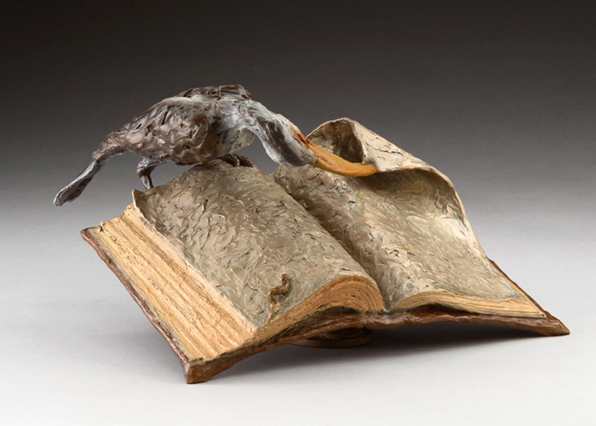 Edit Artwork   Sculpture by Karryl Salit   Artists for Conservation