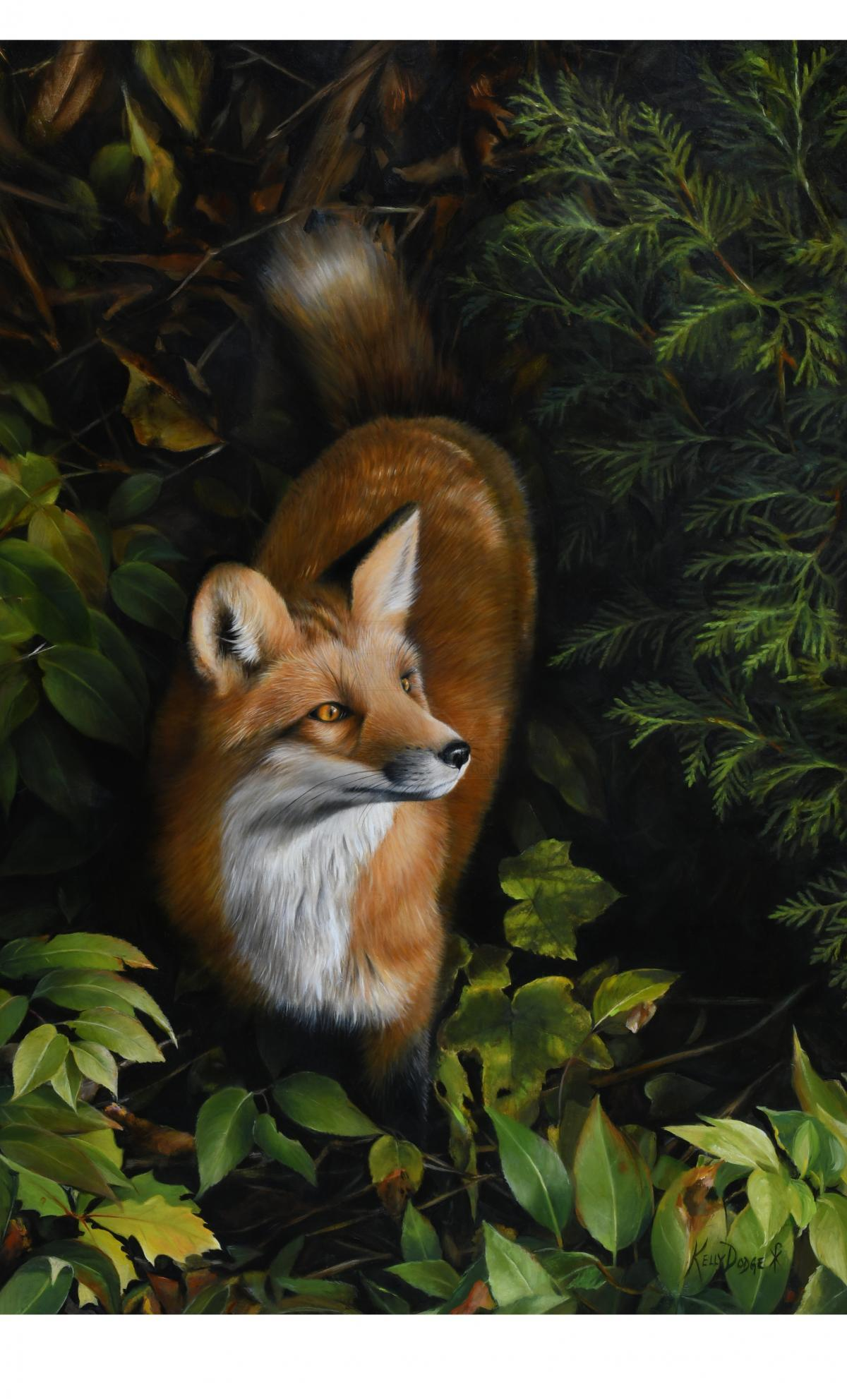 Add Artwork | Wallhanging by Kelly Dodge | Artists for Conservation