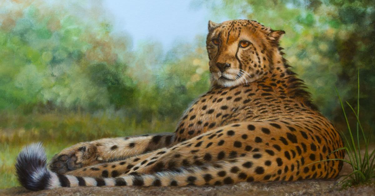 Edit Artwork | Wallhanging by Ilse de Villiers | Artists for Conservation