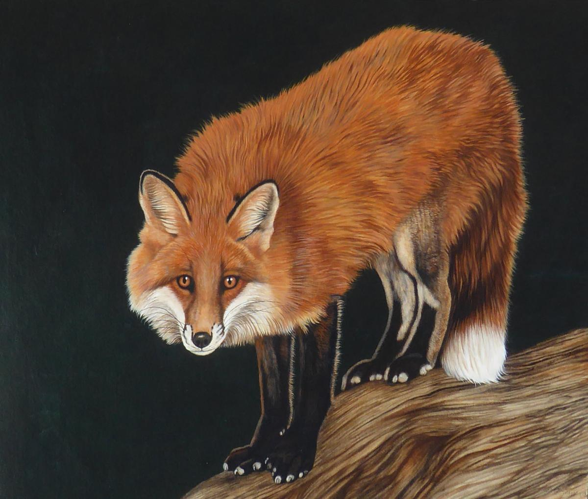 Add Artwork   Wallhanging by Jacquie Vaux   Artists for Conservation