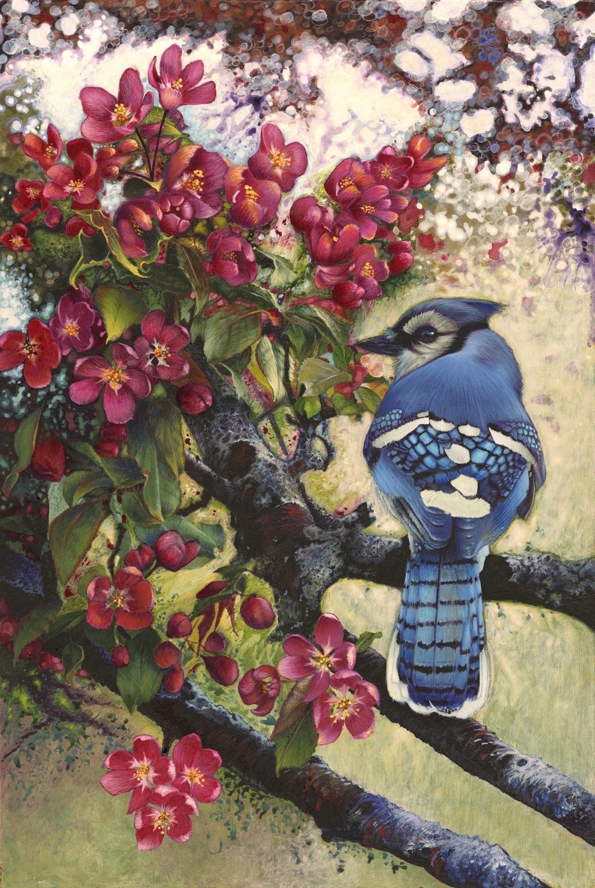 Add Artwork | Wallhanging by John Serediuk | Artists for Conservation