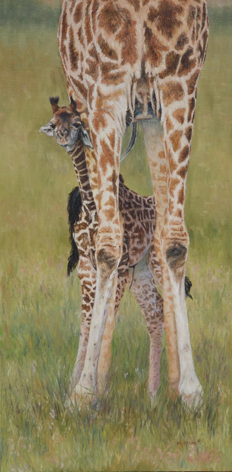 | Wallhanging by Michelle McCune | Artists for Conservation