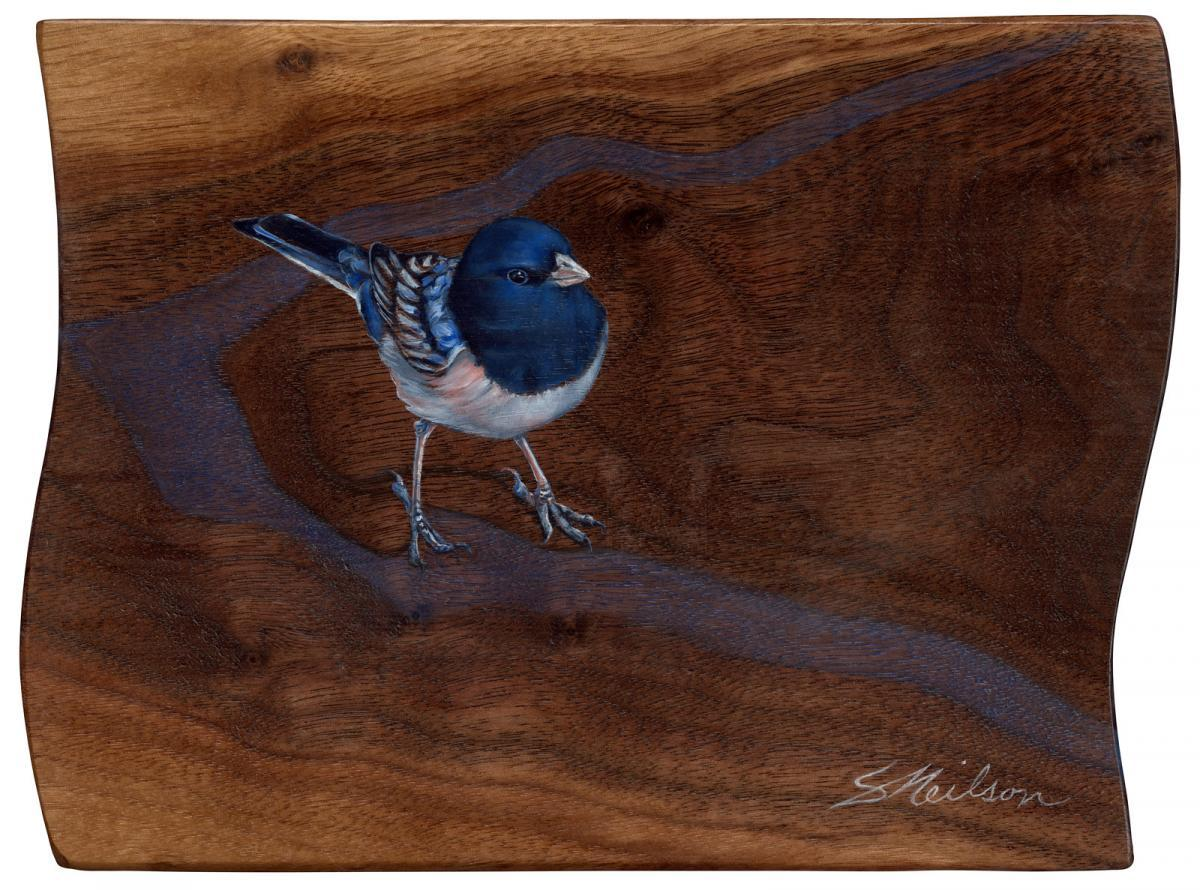Edit Artwork   Wallhanging by Susan Neilson   Artists for Conservation