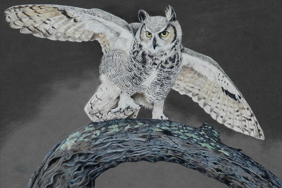 Edit Artwork | Wallhanging by Dr. Elke Gröning | Artists for Conservation
