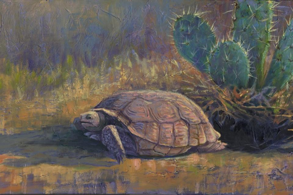Edit Artwork | Wallhanging by Dianne Munkittrick | Artists for Conservation