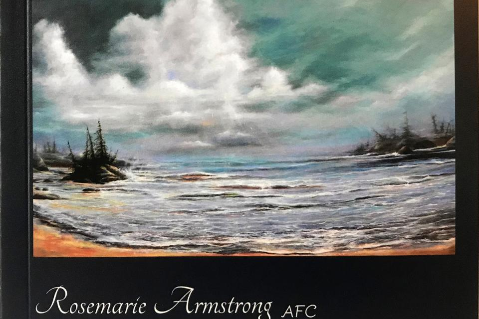 <em>Edit Conservation Project/Cause</em> Rosemarie Armstrong Original Landscapes & Seascapes -  | Rosemarie Armstrong
