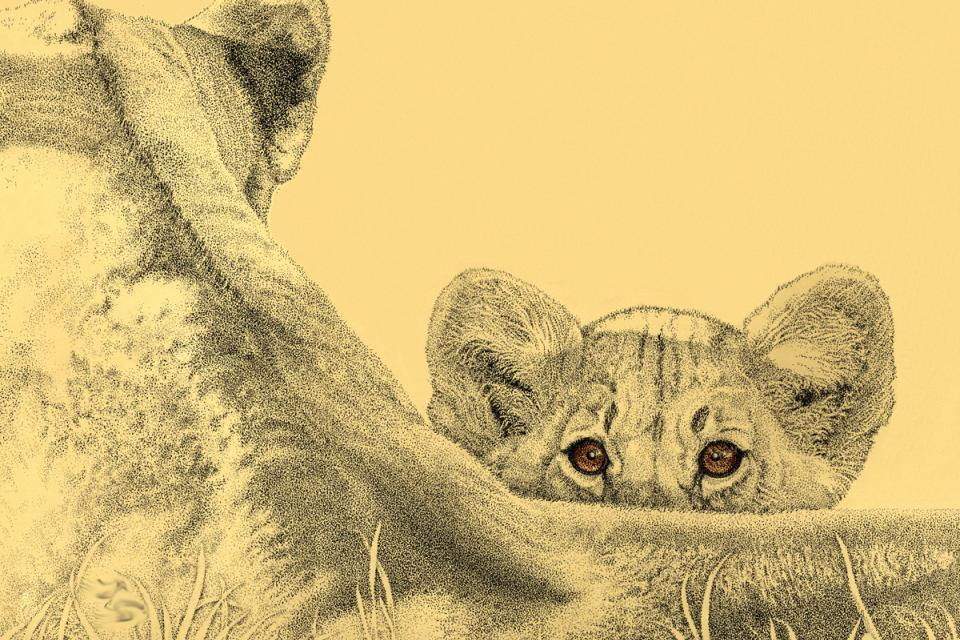 Edit Artwork | Wallhanging by Becci Crowe | Artists for Conservation