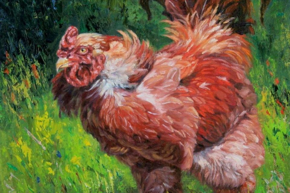 Add Artwork | Wallhanging by Leslie Kirchner | Artists for Conservation