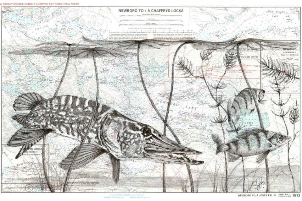 Add Artwork   Wallhanging by Stuart Arnett   Artists for Conservation