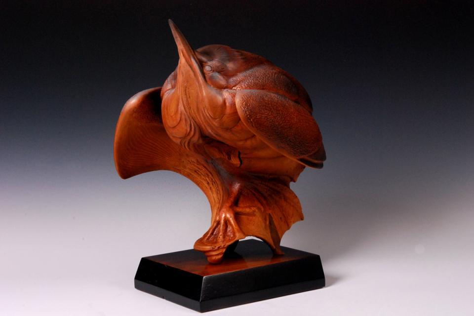 Edit Artwork   Sculpture by Lynn Branson   Artists for Conservation