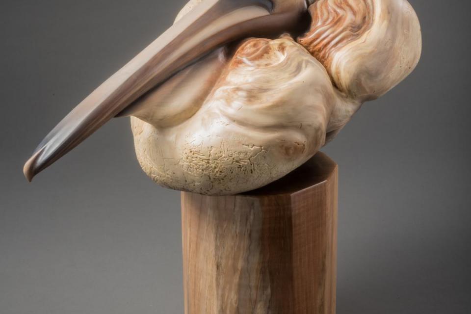 Add Artwork   Sculpture by Lynn Branson   Artists for Conservation